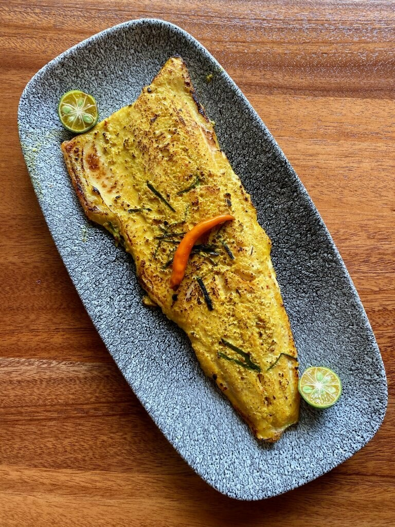 NEW! GRILLED ARCTIC CHAR