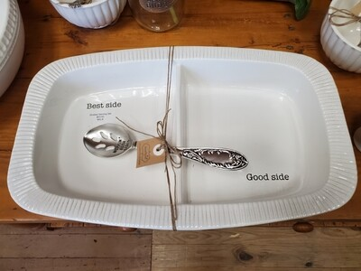 Divided Serving Set