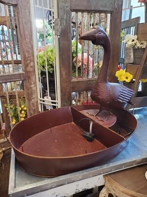 Goose Fountain