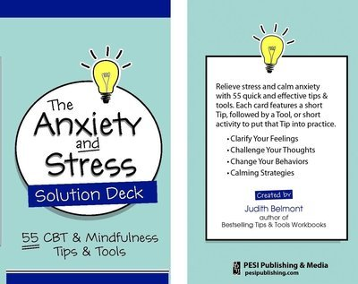 The Anxiety and Stress Solution Deck
