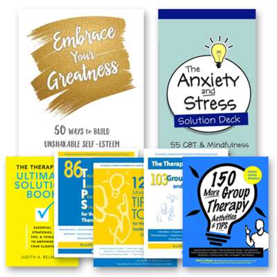 The Clinician's Mental Health and Wellness Bundle