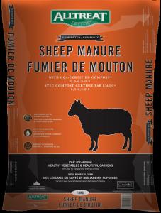 COMPOSTED SHEEP MANURE - 18 KG BAG