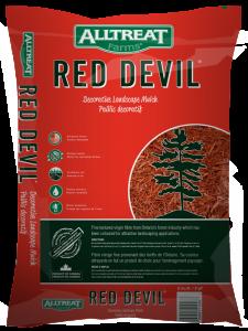 RED DEVIL MULCH - 2 CU FT BAG