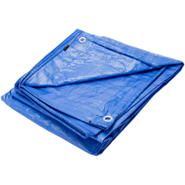 12' X 18' BLUE TARP