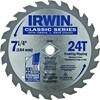 IRWIN CIRC. SAW BLADE 7- 1/4