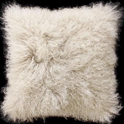 Oatmeal Meru Cushion