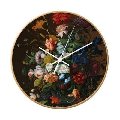 Wooden Frame Clock