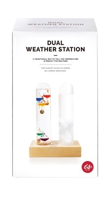 Dual Weather Station