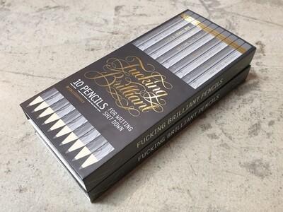 F#ing Brilliant Pencils
