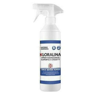500 ml Kloralina Spray Igienizzante