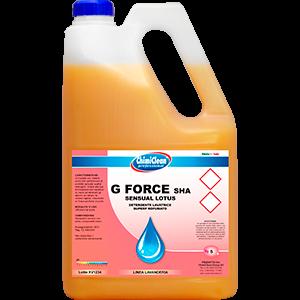 Lavatrice Super Concentrato G Force SHA