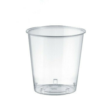 50 Bicchieri Kristal 300 cc Base Larga