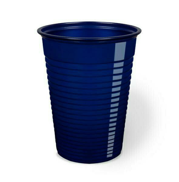 50 Bicchieri Monouso 200 cc Blu