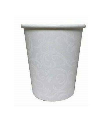 100 Bicchieri Caffè 80 ml Damascato