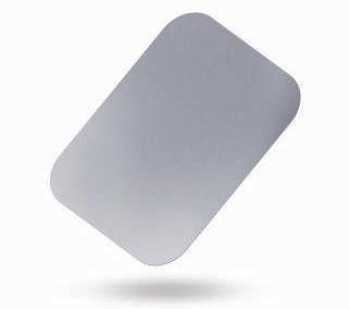 100 Coperchi Vaschetta Allumino - 2 Porzione
