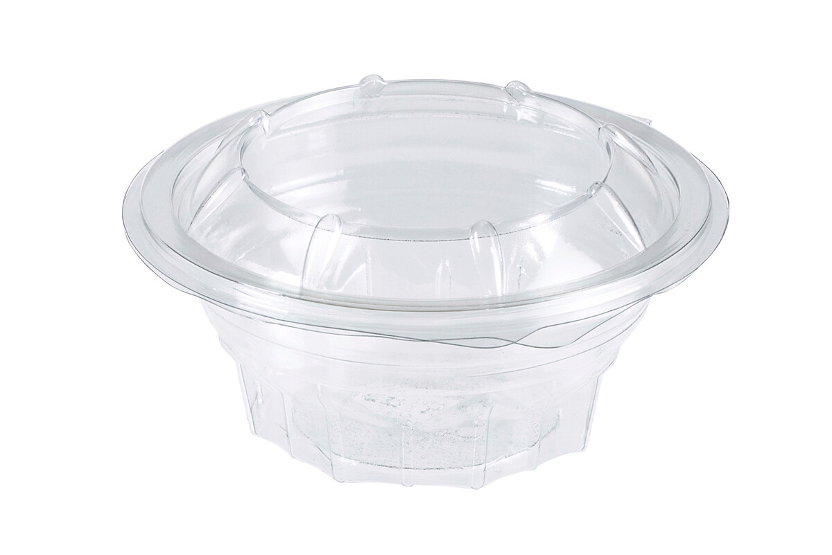 45 Vaschette con Coperchio Incernierato 250 ml