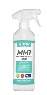 600 ml MM 1 - Odor Trasformer - Sostanze Organiche