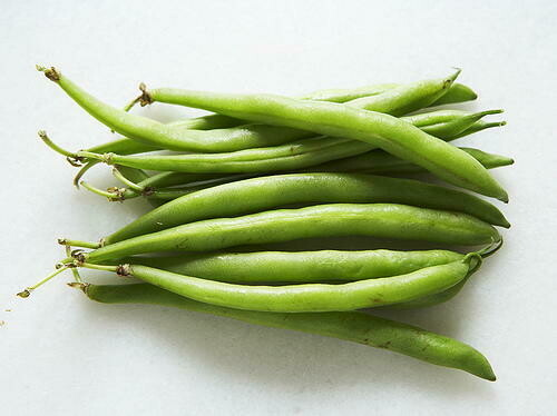 Jersey Yellow String Beans