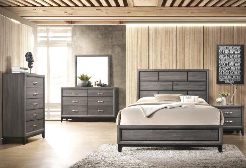 Akerson Bedroom Set