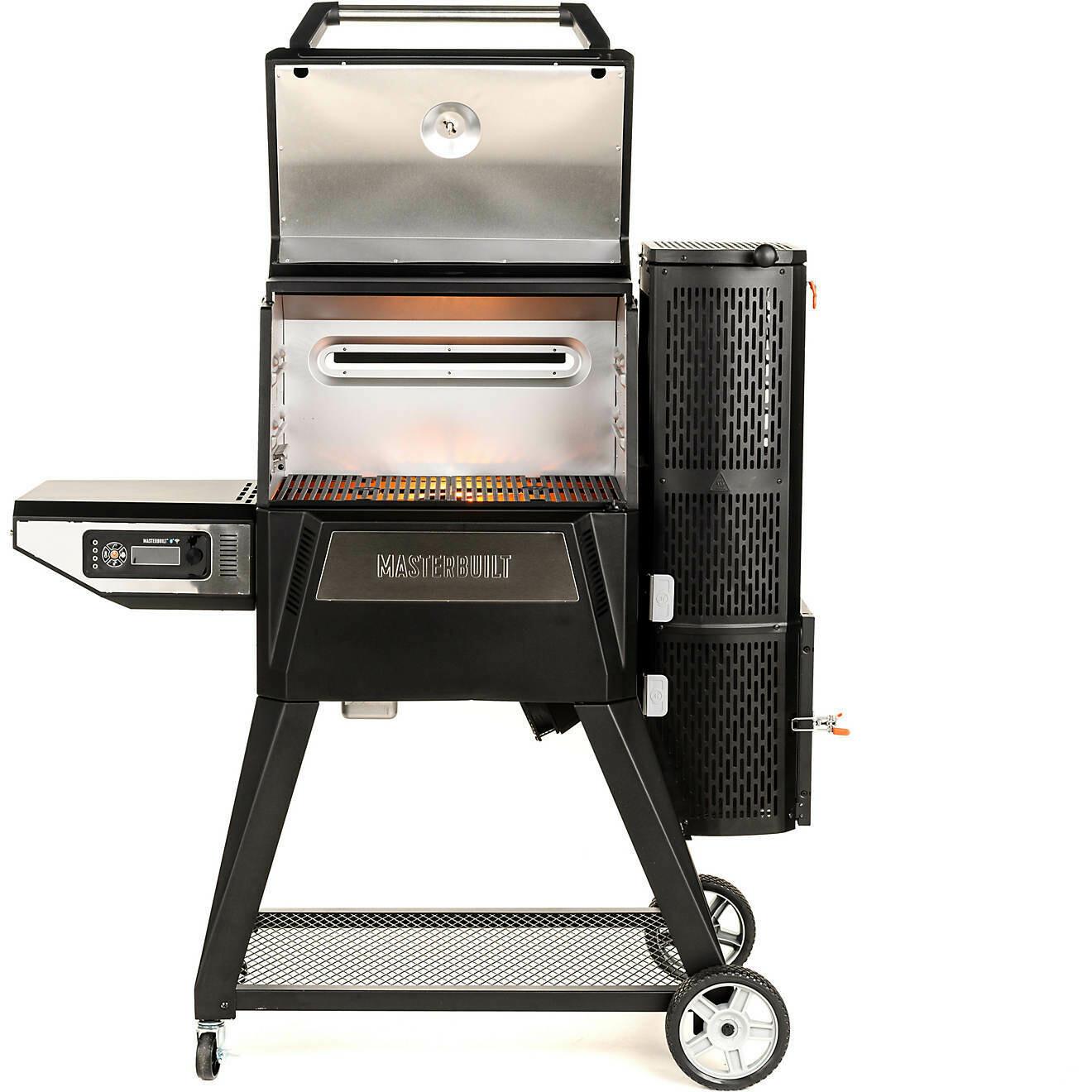 Masterbuilt Gravity Series 560 Digital Charcoal Grill & Smoker