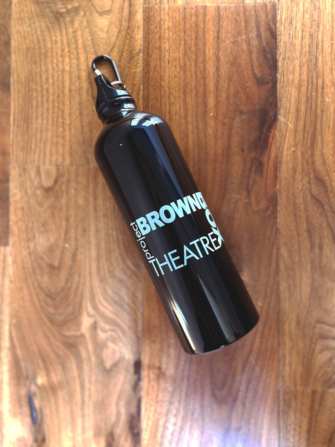 Brown Box Water Bottle