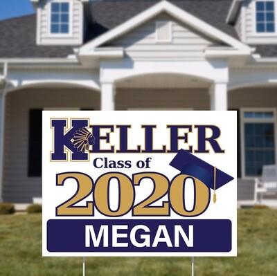Keller High School (4 styles)