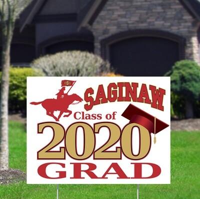 Saginaw High School (6 styles)