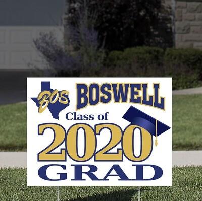 Boswell High School (4 styles)