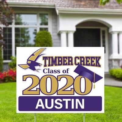 Timber Creek High School (4 styles)