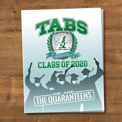 TABS 2020 Memory Book - ORDER DEADLINE Friday, June 5th