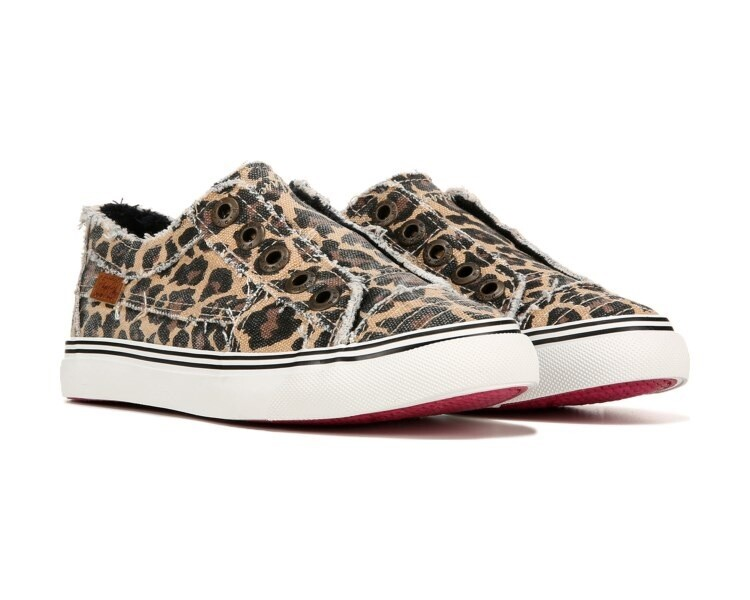 Blowfish Play Toddler Sneaker Leopard