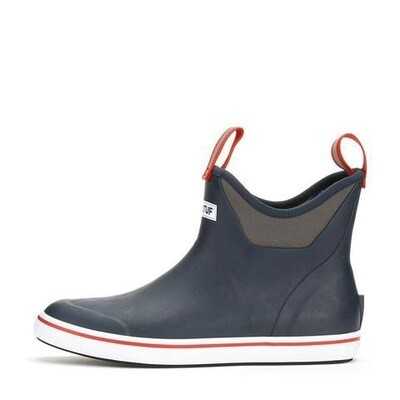 XtraTuf Ankle Deck Boot Navy