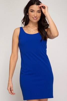 She & Sky Dress