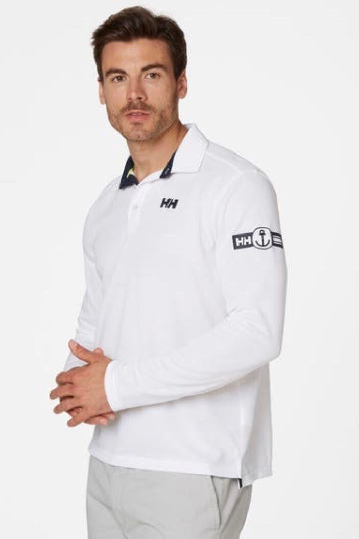 Helly Hansen Skagen Polo White