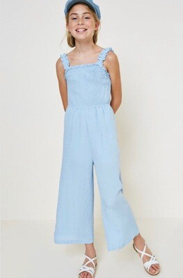 Hayden Jumpsuit Chambray