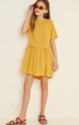 Hayden Dress Mustard
