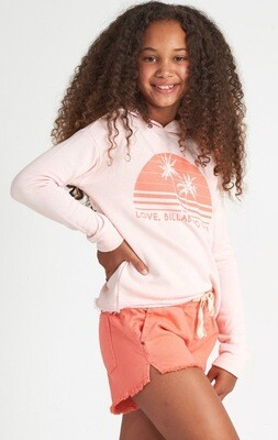 Billabong Love Hoody Peach