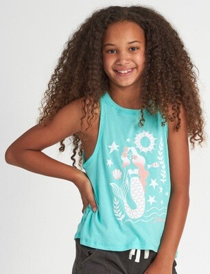 Billabong Mermaid Tank Aqua