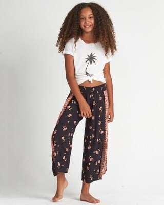 Billabong Crop Pant Black