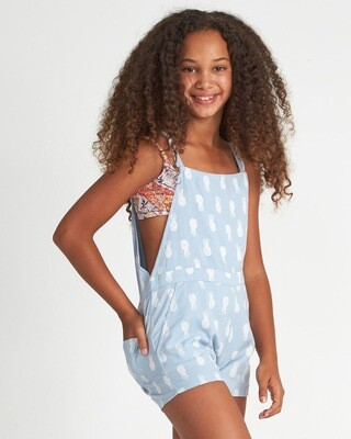 Billabong Aruba Romper Chambray