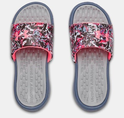 Under Armour Play Slide Pink