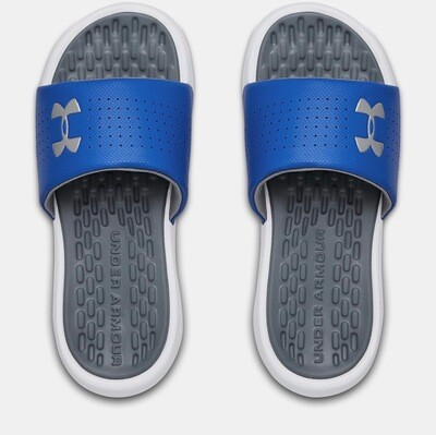 Under Armour Play Slide Blue