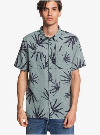 Quicksilver Deli Shirt Sage