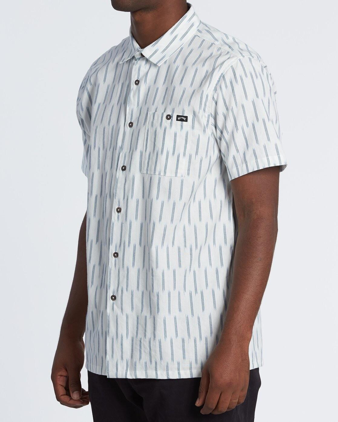 Billabong Sunday's Shirt Ivory/Navy