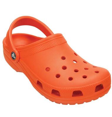 Kid's Classic Crocs Orange