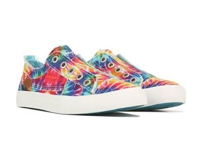 Blowfish Play Sneaker Rainbow Tie Dye