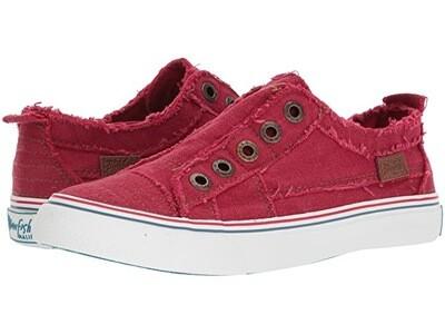 Blowfish Play Sneaker Red