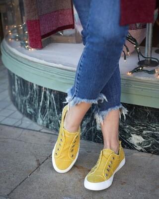 Blowfish Play Sneaker Mustard