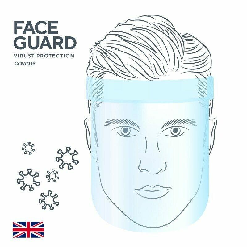 Full Face guard / shield / visor