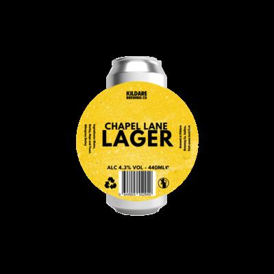 Chapel Lane Lager 440ml Can
